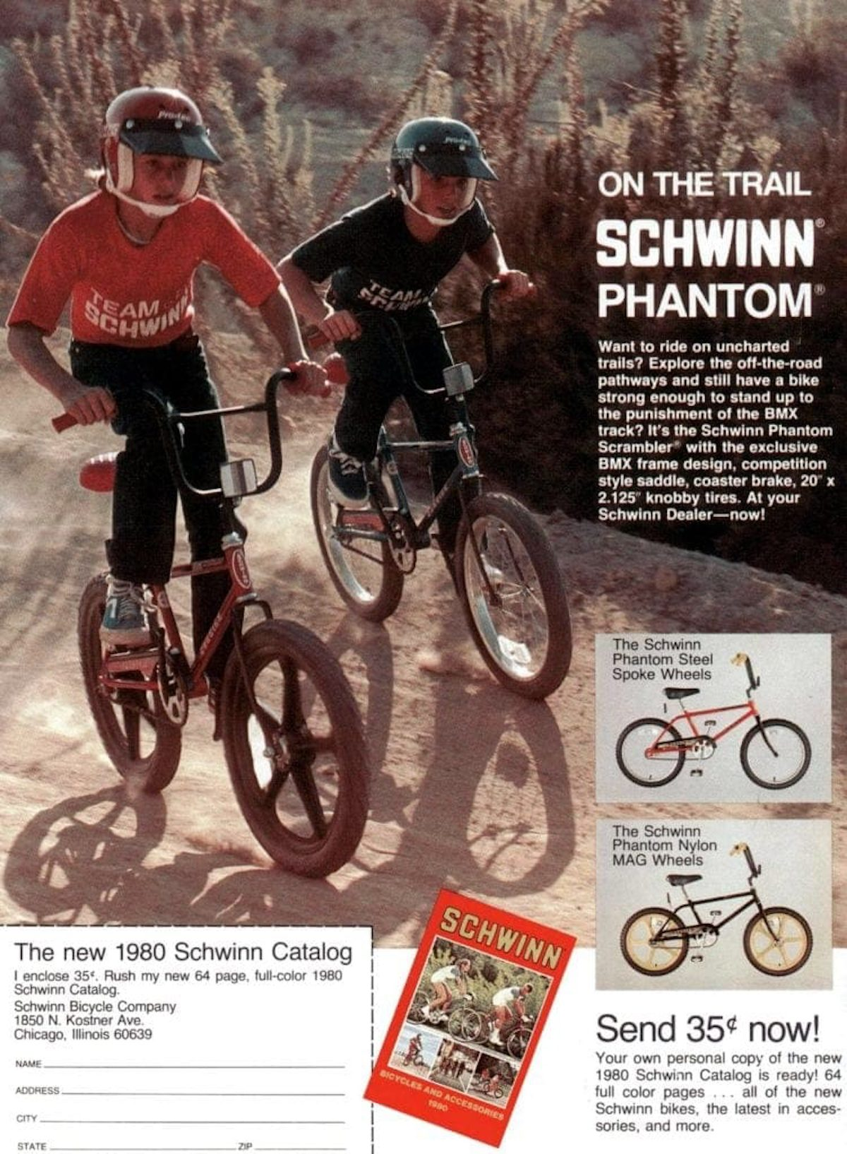 The Totally Rad Fad of 1980's BMX schwinn