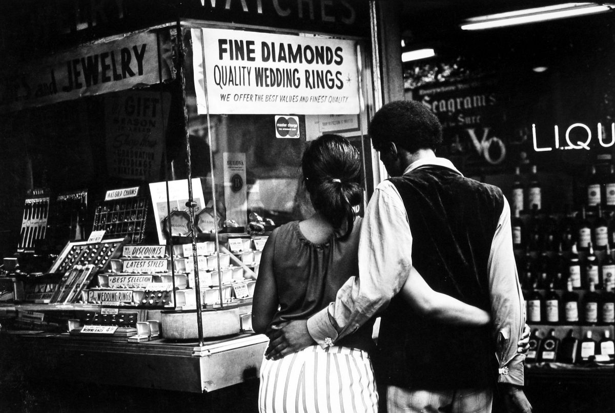 Jerry Berndt 1960s Boston Combat Zone