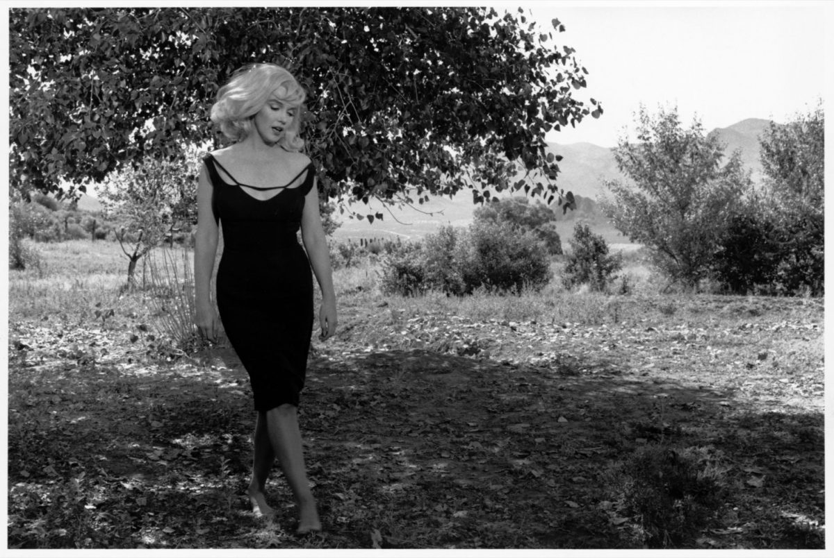 "Candid Photos from the Set of 1961's The Misfits: John Huston's Tragic Film of ""Bleak Perfection"" Starring Marilyn Monroe and Clark Gable and Written by Arthur Miller"