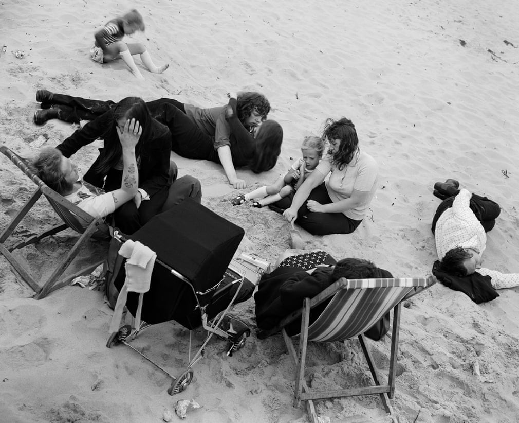 Sunday afternoon, Whitley Bay, Tyneside, 1977 Photograph- Photograph by Chris Killip