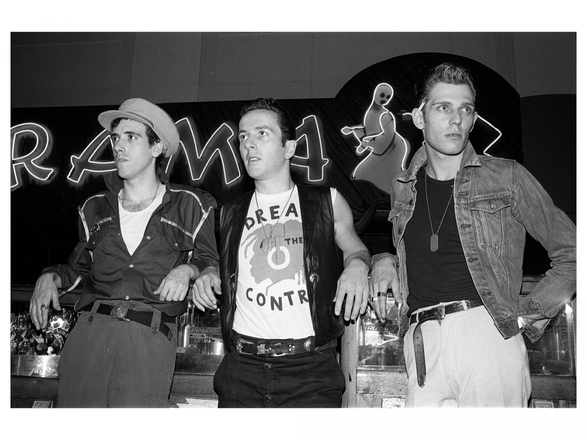 The Clash by Mark Weiss - 1982