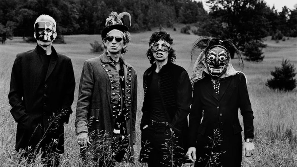 The Rolling Stones by Anton Corbijn
