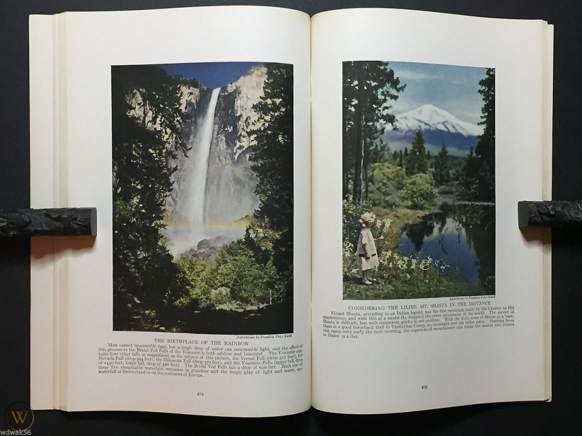 franklin knott autochrome magazine