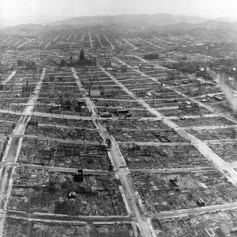 The Harrowing Photographs and Eyewitness Accounts of the 1906 San Francisco Earthquake