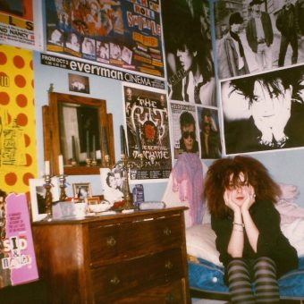 1990s Teenagers and Their Bedrooms Walls