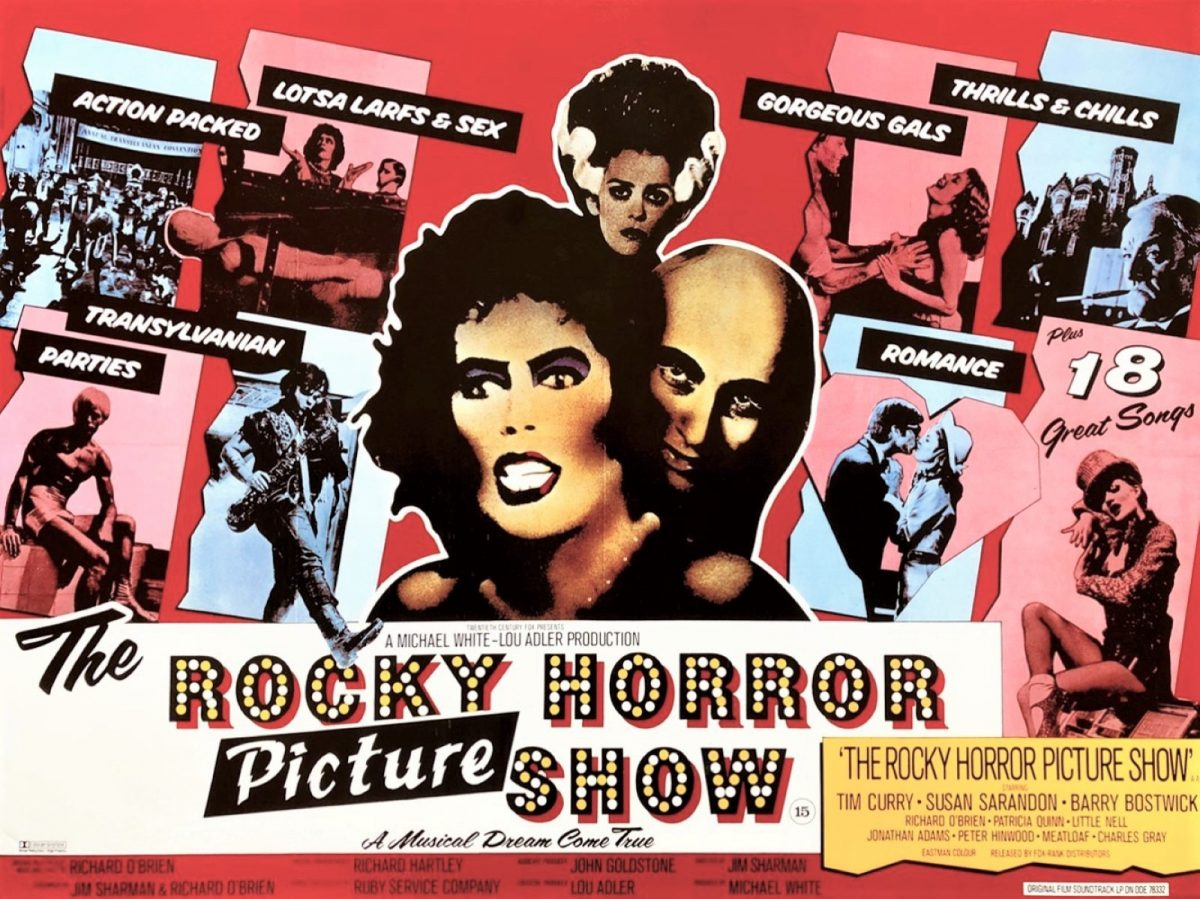 Rocky Horror Picture Show, poster, film