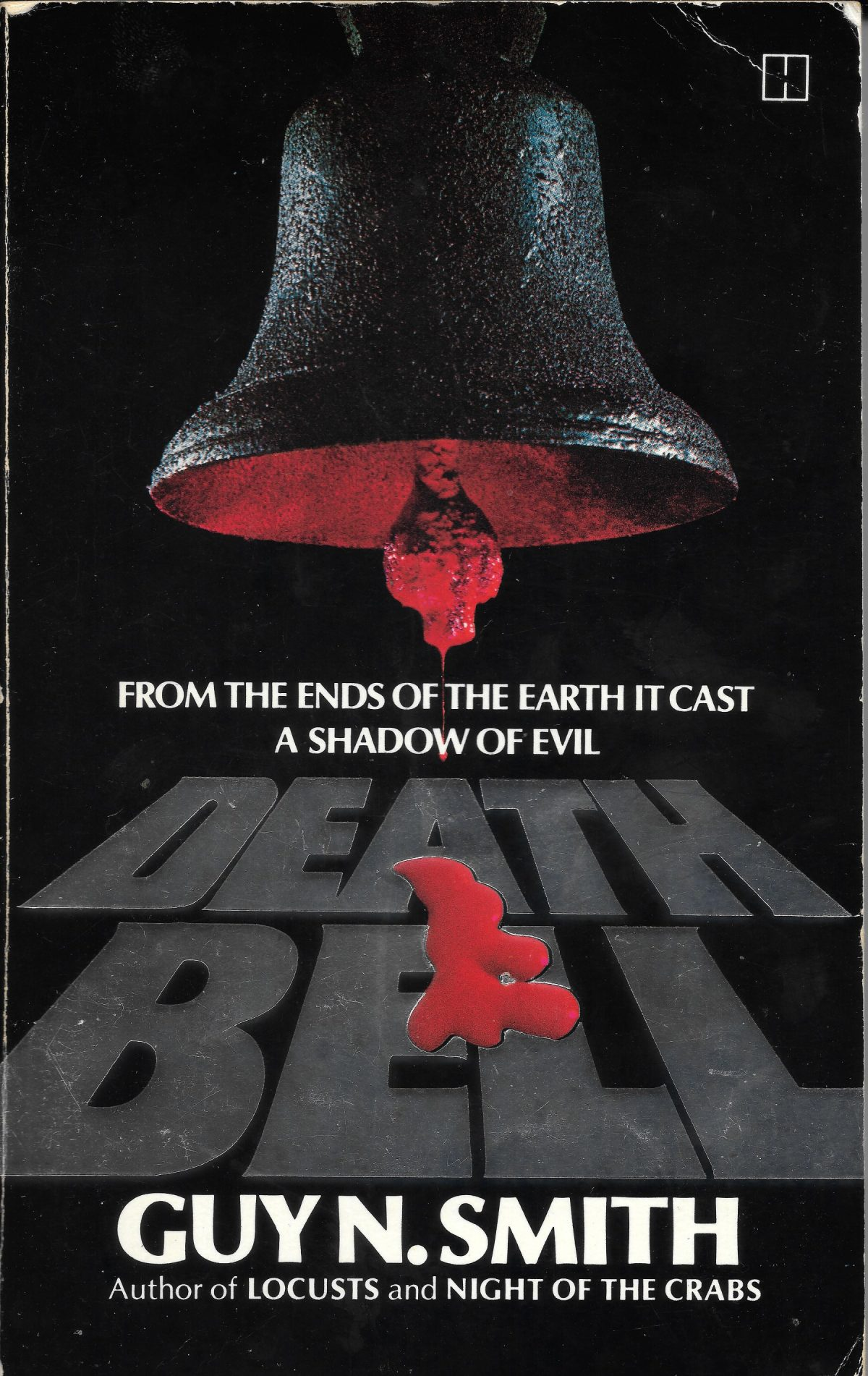 Guy N Smith, horror fictions, horror, books, Death Bell
