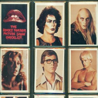 Don't Dream It, Collect Them: 'The Rocky Horror Picture Show' Trading Cards