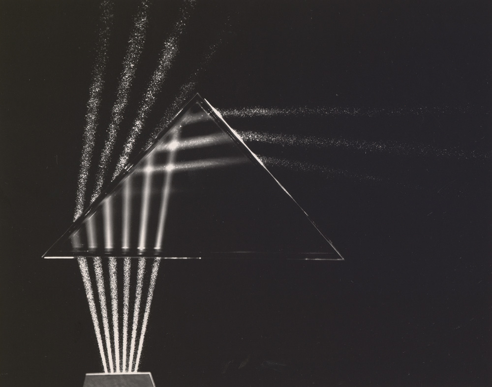 berenice abbott physics photos