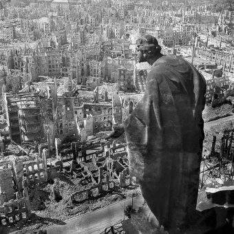 Dresden Destroyed: Images of the Ruined City in the Aftermath of Its Apocalyptic 1945 Fire-Bombing