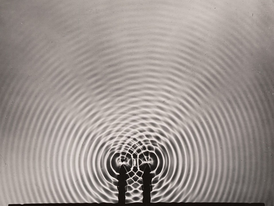 Interference-Berenice-Abbott