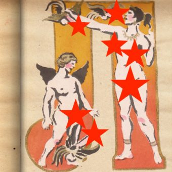 The Soviet Sex Alphabet by Sergey Merkurov, 1931 (NSFW)