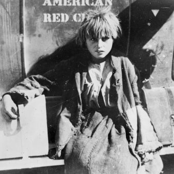 Lewis Hine's Ethnographic Photographs of Balkan Peoples for the Red Cross Relief Efforts in 1919-1920