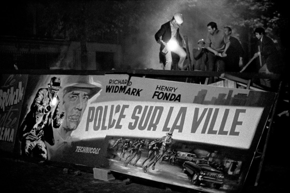 1968 Paris Uprising