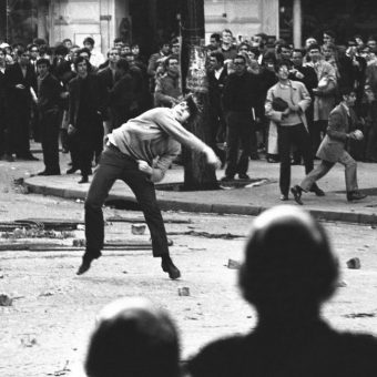 When Paris Burned: Dramatic Photographs of the 1968 Paris Uprisings