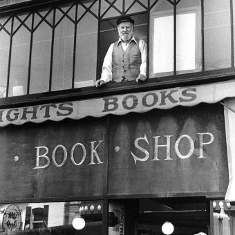 Home of the Beats: How City Lights Booksellers and Publishers Made Radical Poetry Popular
