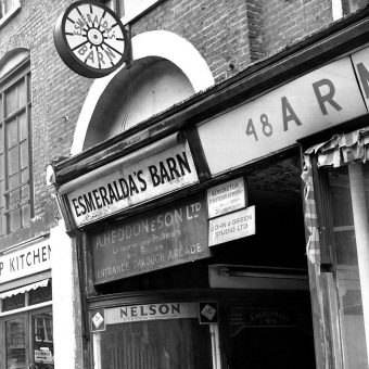 The Kray Twins and the Esmeralda's Barn Casino in Knightsbridge