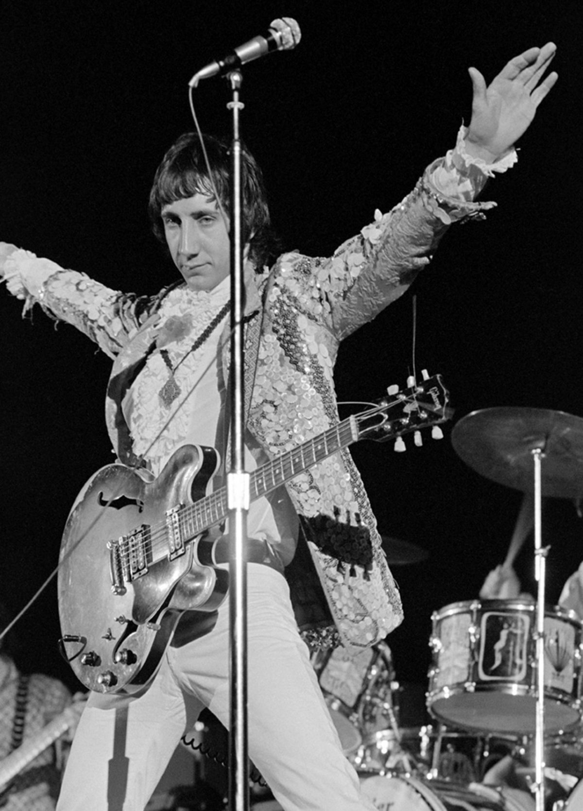 the Who Pete Townsend