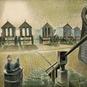 Eric Ravilious' Visionary Views of England