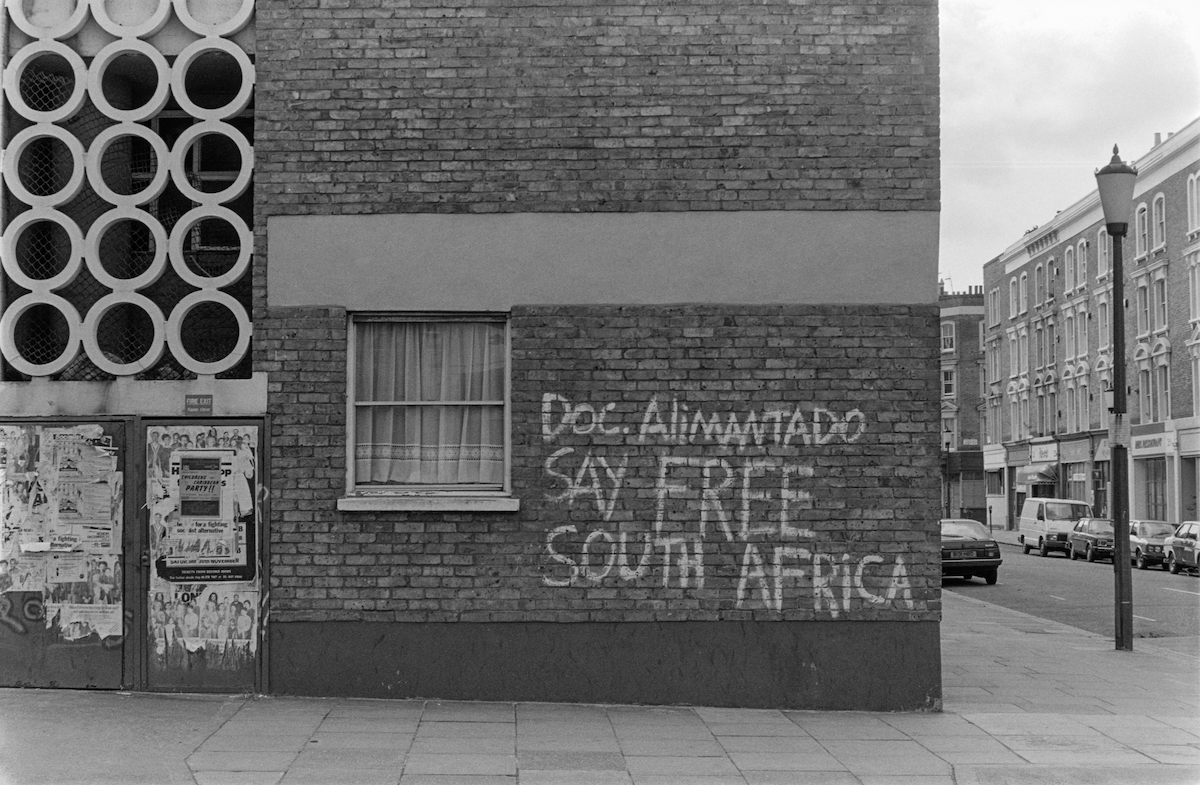All Saints Rd, Notting Hill, Kensington & Chelsea, 1987