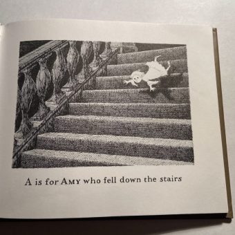 The Gashlycrumb Tinies: Edward Gorey's Alphabet of Death