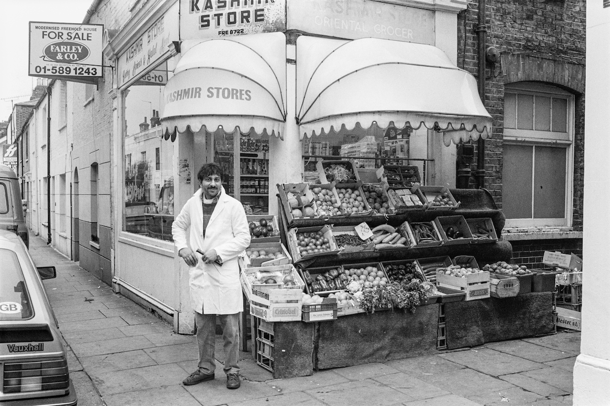 Kenway Rd, Earls Court, Kensington & Chelsea, 1987