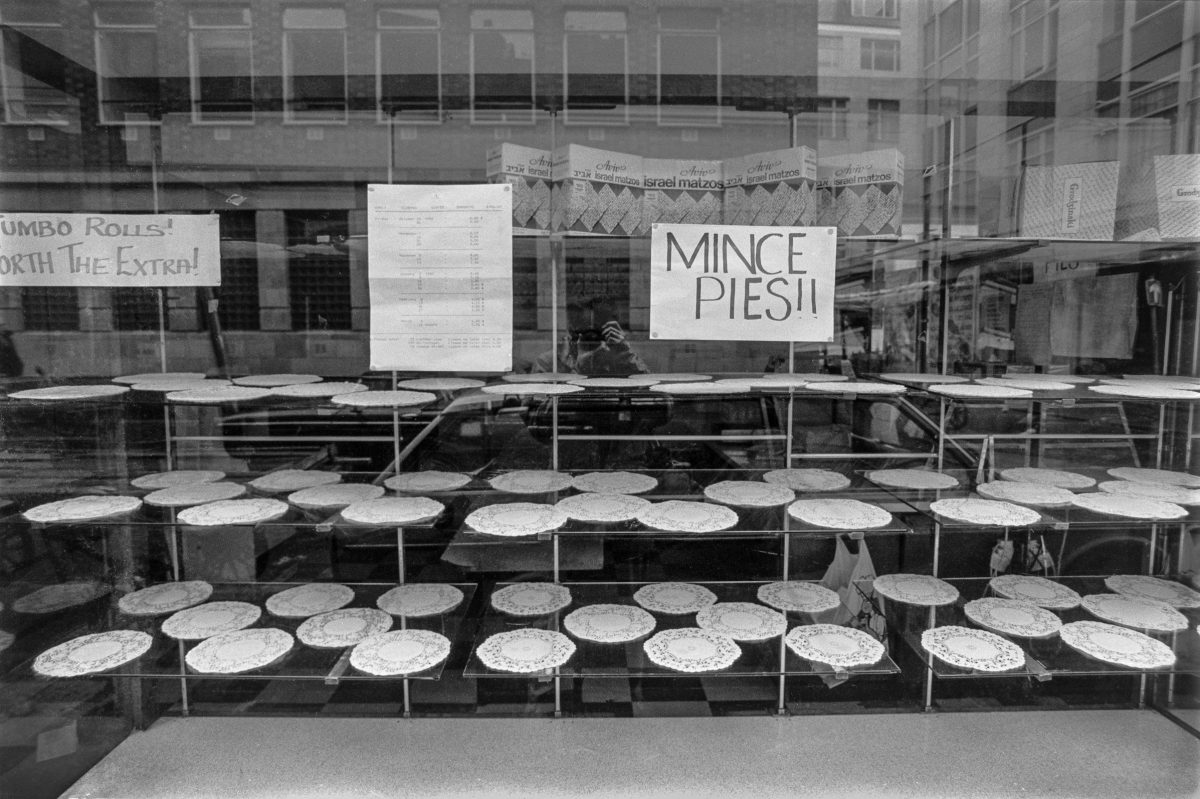 Mince Pies, Leather Lane, Camden 86