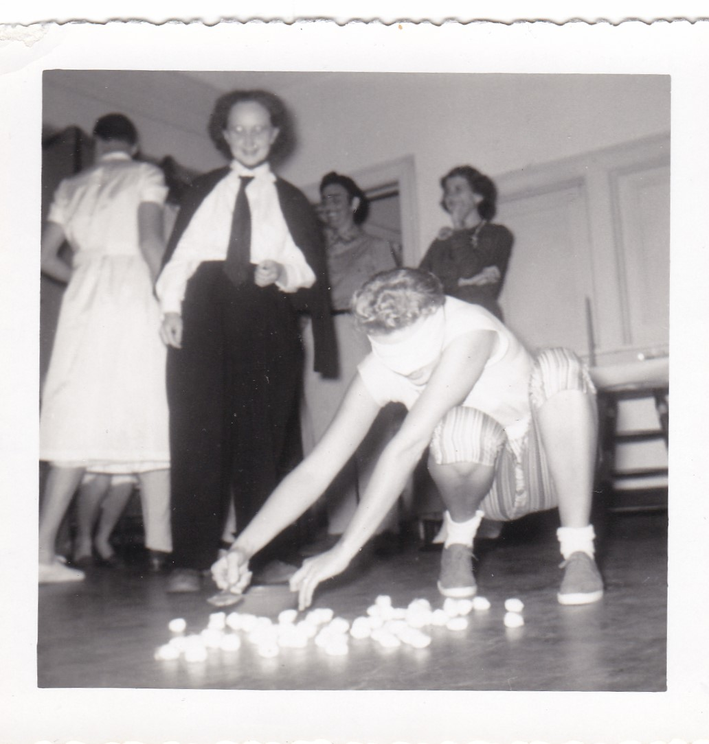 New Year Party Snapshots Vintage