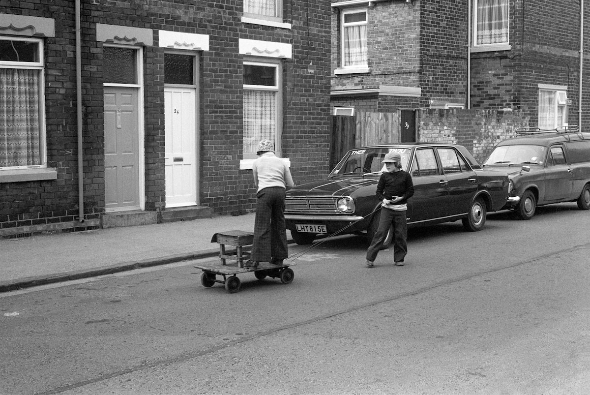 Newland Avenue area, Hull, 1980