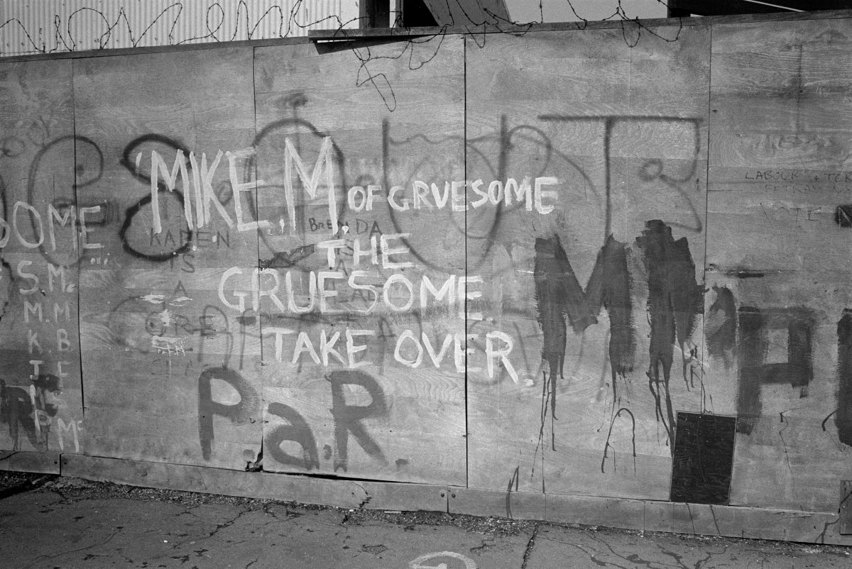 graffiti london 1980s
