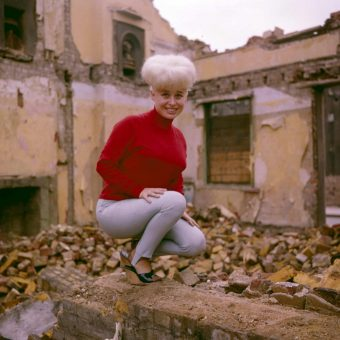 Barbara Windsor: A Life in Photos