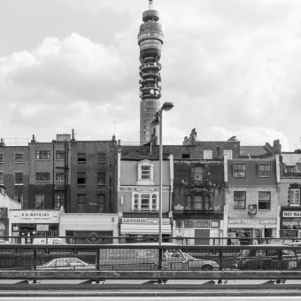 Photographs of Camden In 1986