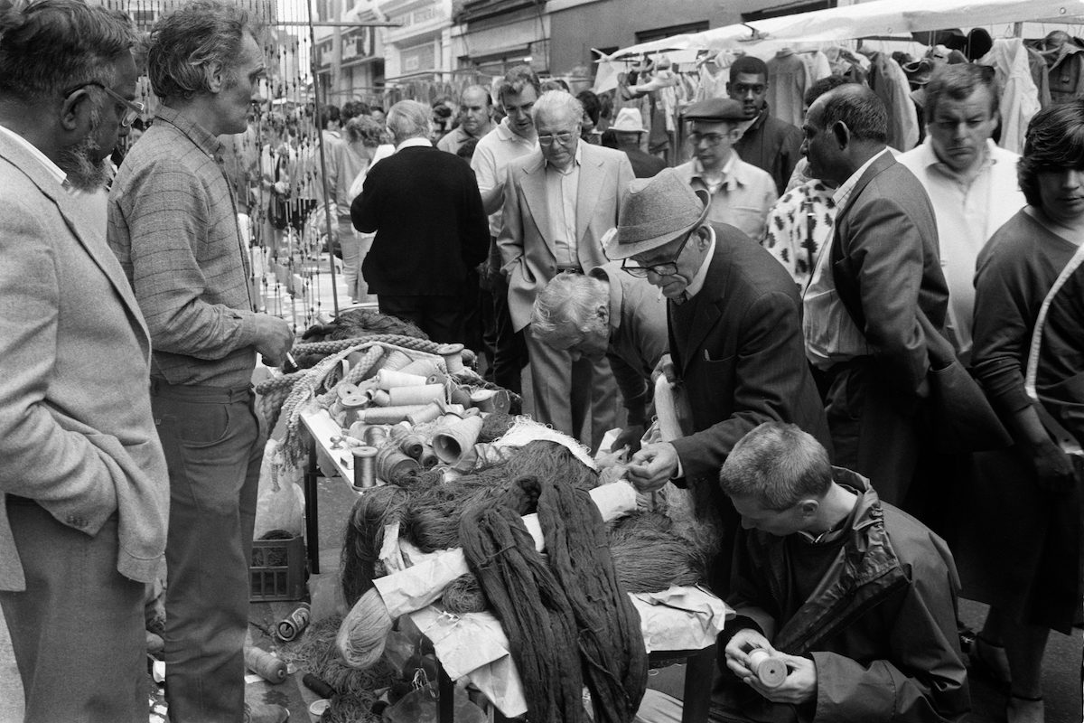 Brick Lane Market, Shoreditch, Tower Hamlets 86