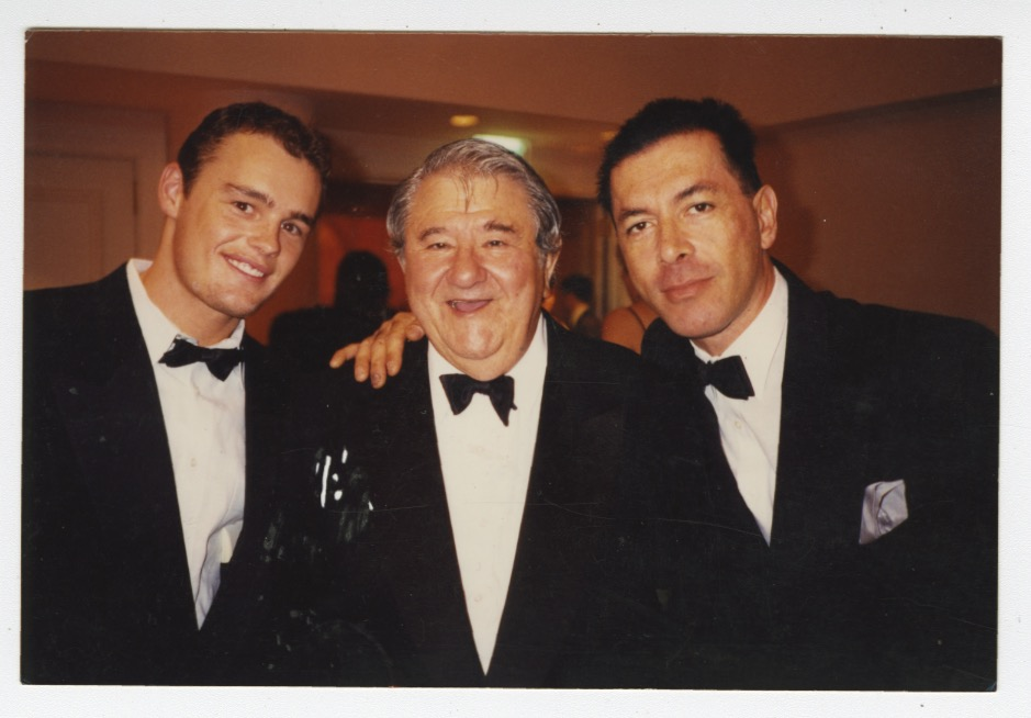 Oscars 1994 Found Photos