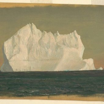 Frederic Edwin Church's Iceberg Paintings – 1859 – 1861