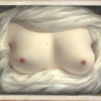 Her Luminous Breasts Defy Convention : Sarah Goodridge's Beauty Revealed (1828)