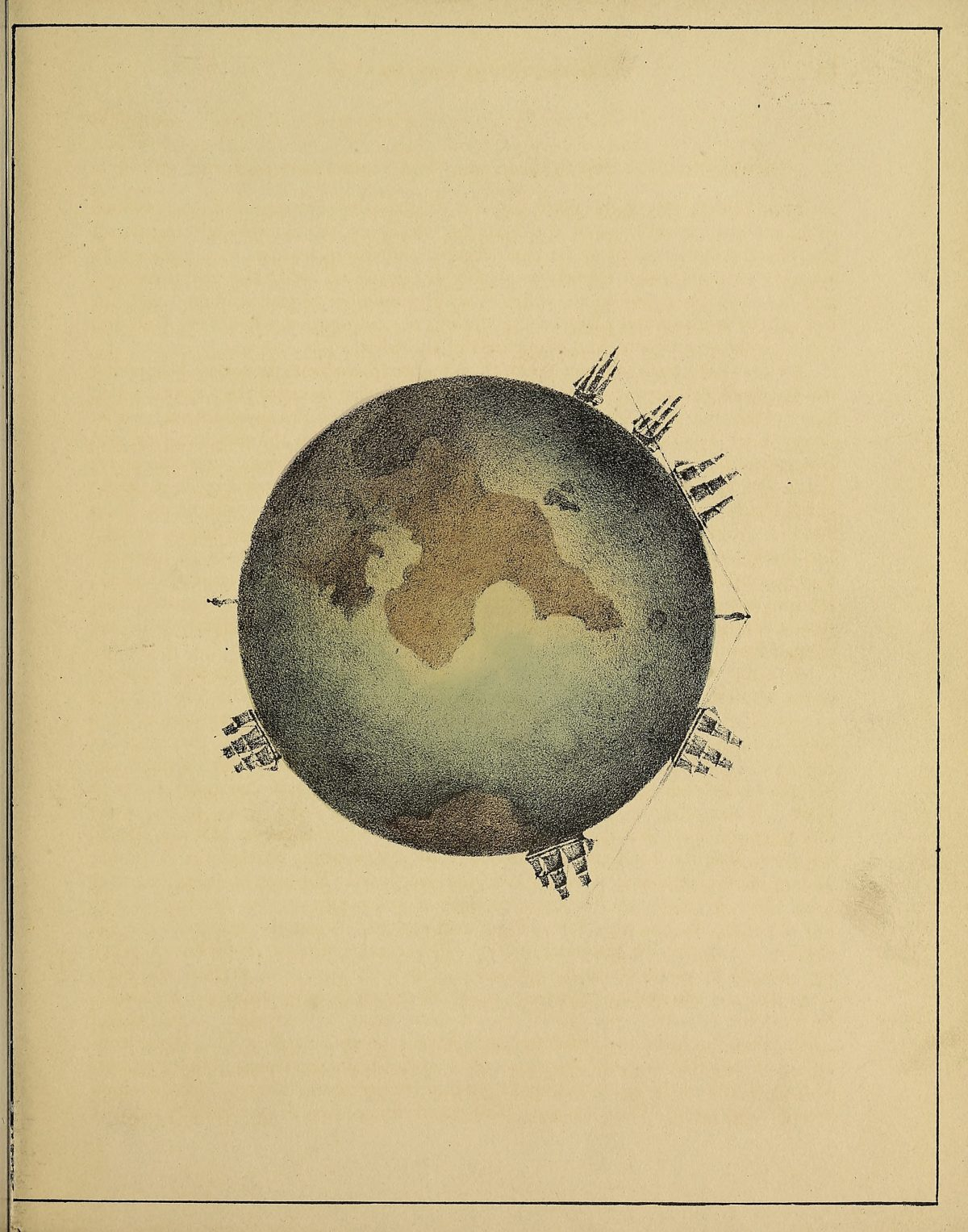 The Earth: its Form and Position in Space