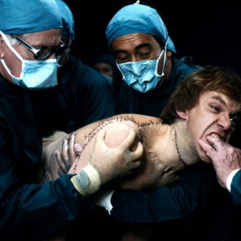 A Film for Today: Lindsay Anderson's Epic Anarchist Satire 'Britannia Hospital', 1982