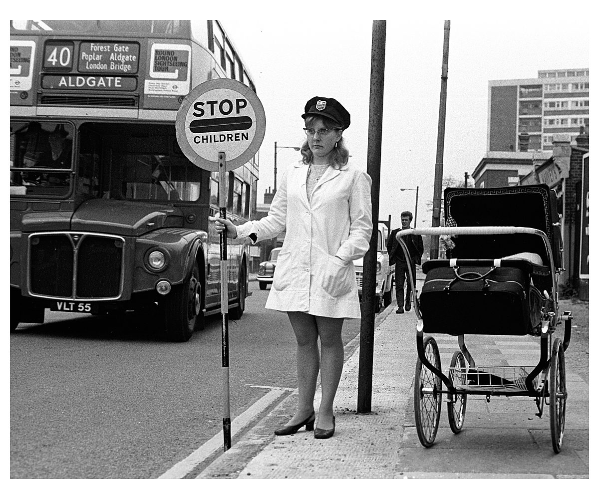 Photographs of 1960s East London