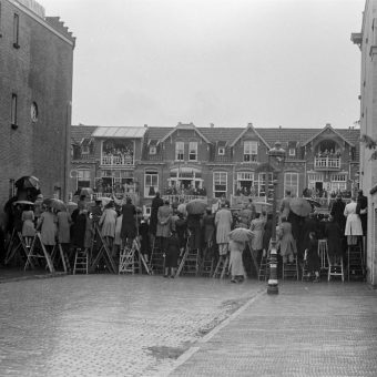 A Dutch Spy's Photographs of the Liberation of the Netherlands – May 1945