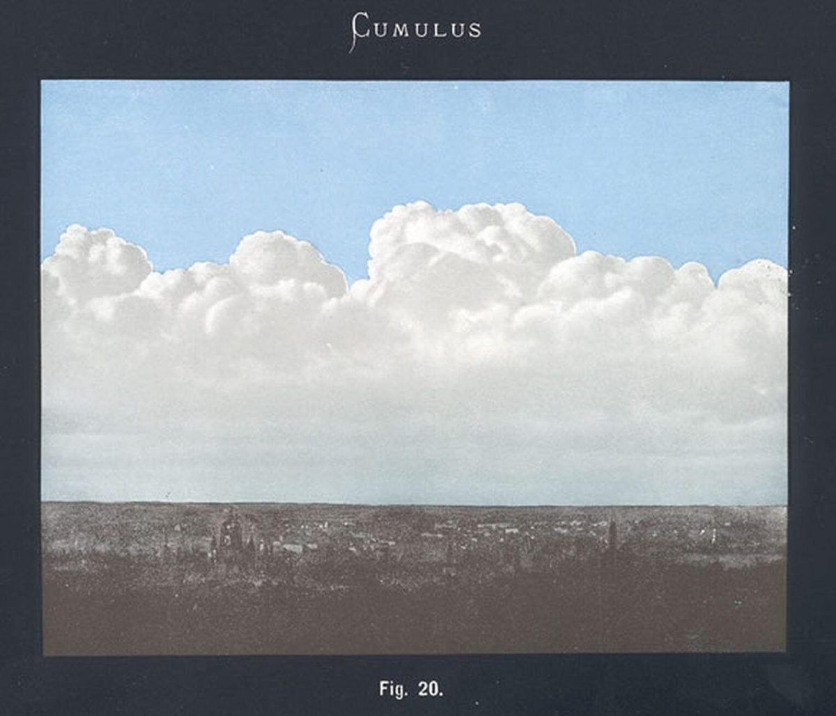 International Cloud Atlas 1896-24-Cumulo-nimbus (Cu).