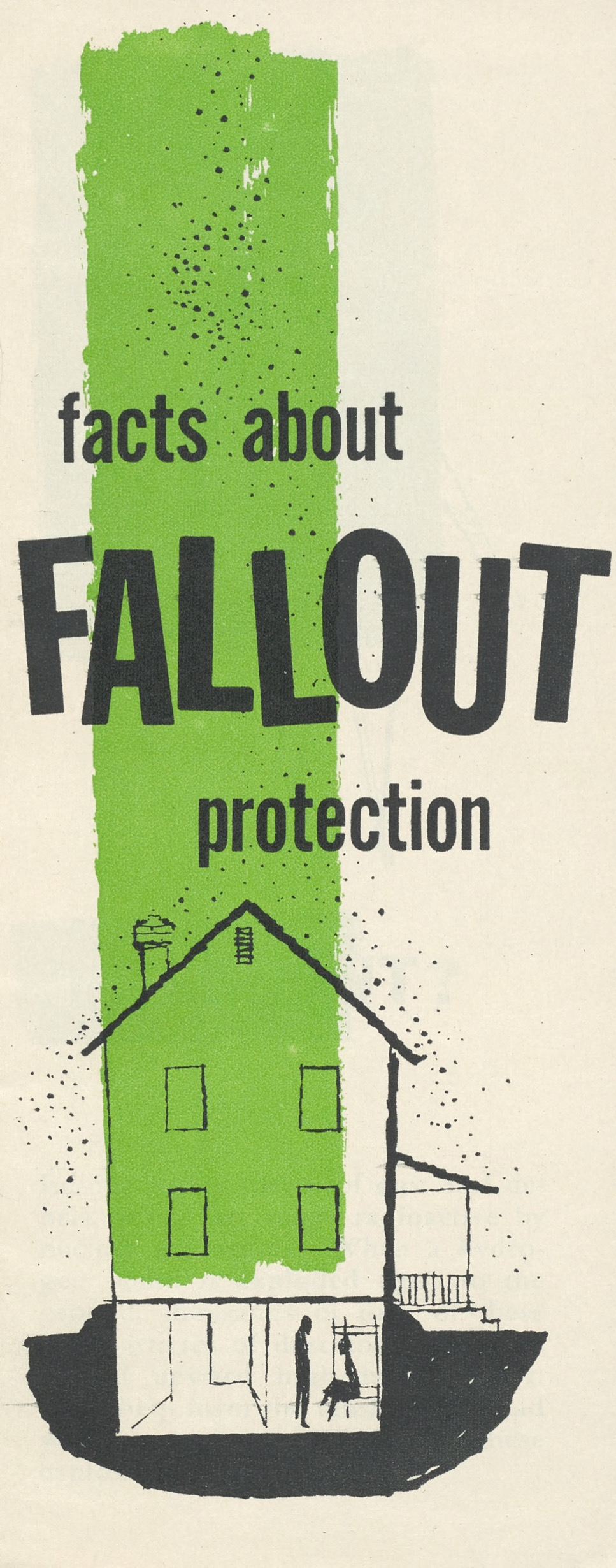 Facts about Fallout protection 1961