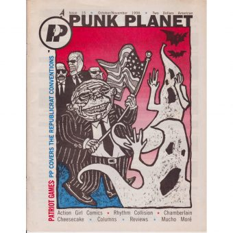 Download All 80 Issues of Punk Planet – Here's Issue 1 (1994)
