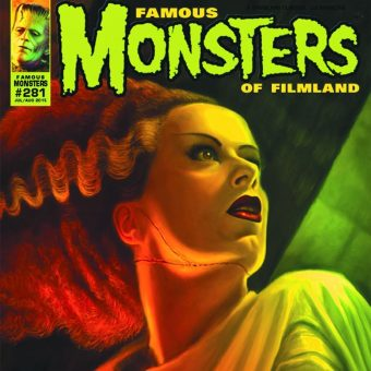 The Horror, The Horror! Classic Covers to Famous Monsters of Filmland
