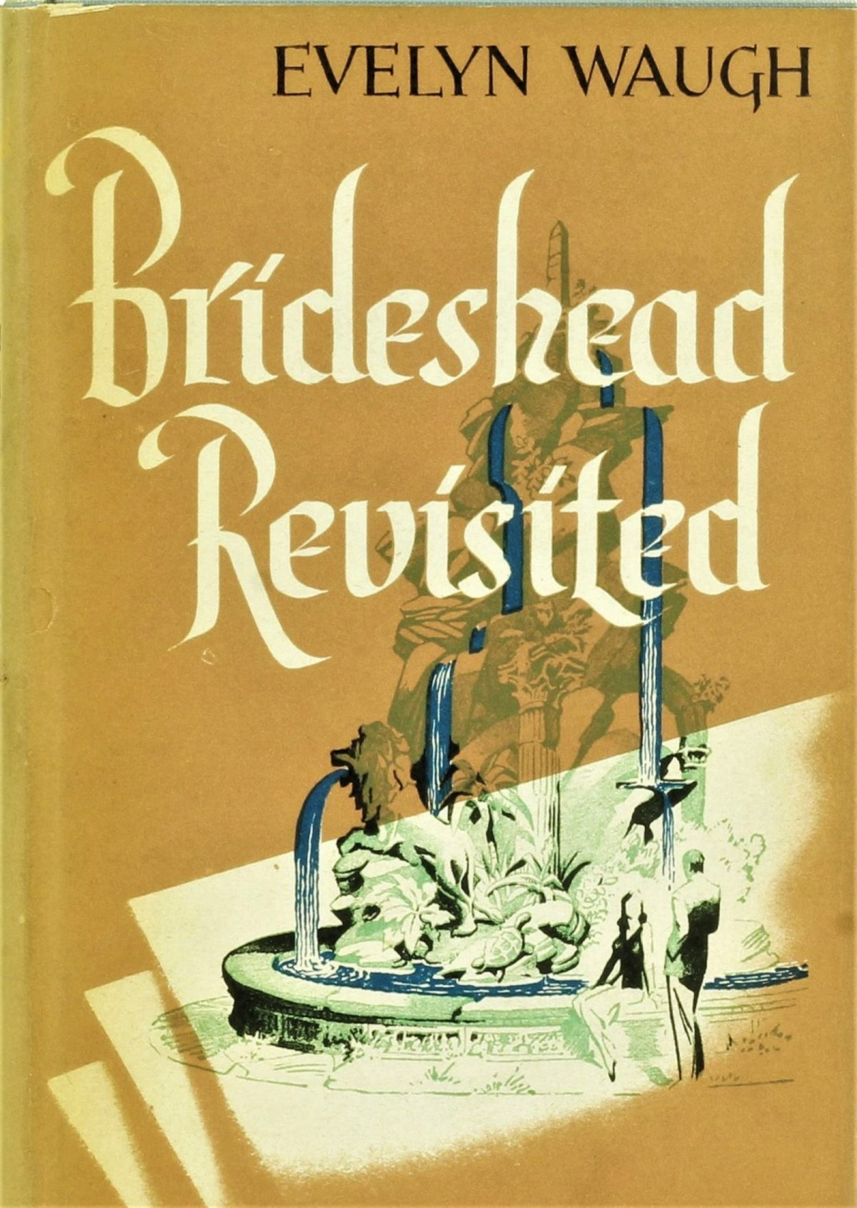 Evelyn Waugh, Brideshead Revisited, book, Duncan McLaren