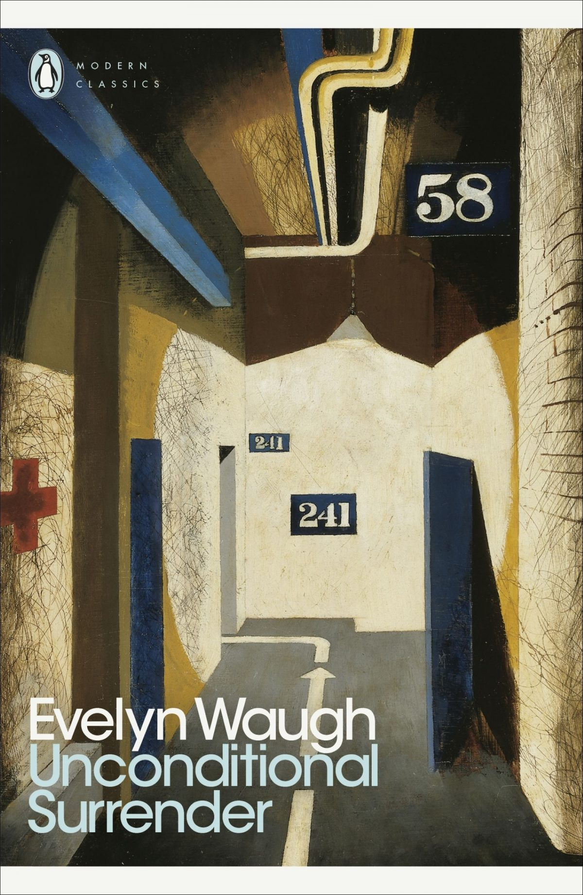 Evelyn Waugh, Unconditional Surrender, books, war, writers, Duncan McLaren