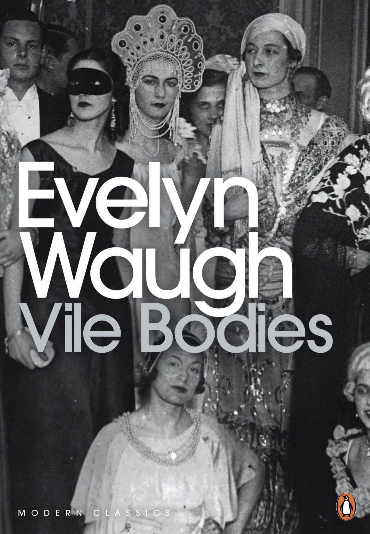 Evelyn Waugh, Vile Bodies, books, writers, Duncan McLaren