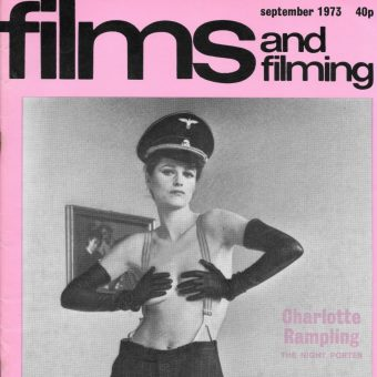 The Subversive, Queer and Iconic Covers to Films & Filming Magazine 1970-81 (NSFW)