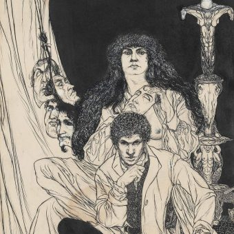 "The Occult Art of Austin Osman Spare: Child Prodigy, Anti-Nazi, and ""Possibly the Greatest English Magician of the Twentieth Century"""