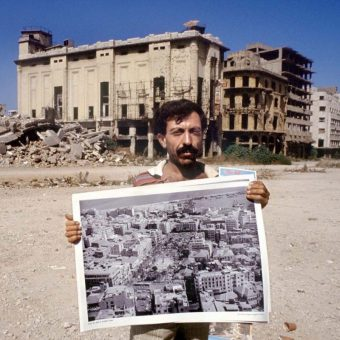 Life Amidst the Ruins: Beirut During and After the 1975-1990 Lebanese Civil War